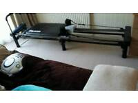 pilates machine 3 cord