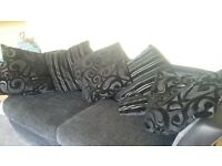 Sofa for sale + free chair