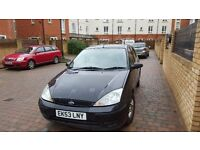 Ford Focus 1.6, 53 Plate, MOT Failure - not much needed to get it through