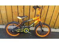 "16"" child's bike. good condition"