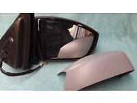 Ford Galaxy 2000-2006 Door Mirror Manual Cable Primed N//S Passenger Left