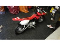 CRF 50 forsale