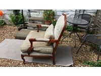 Lovely Antique Edwardian Chair For Sale.