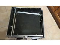 FLIGHT CASE by CITRONIC - Suitable for Mixer and Power Amp