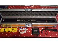Akai EWI 5000 with custom hard case