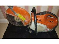 Stihl dish cutter/saw
