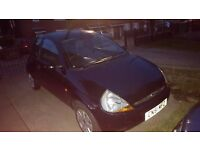 2002 51 ford ka collection 1.3 no mot £250 or swap bigger car try me