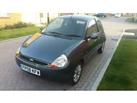 2008 (08) FORD KA 1.3 ZETEC CLIMATE, 1 OWNER FROM NEW, FULL FORD SERVICE HISTORY, 12 MONTHS MOT
