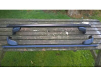 Porsche Cayenne & VW Touareg Roof Bars Rack 2003 to 2009 - 100kg rated
