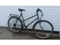 LADIES RALEIGH HYBRID BIKE £50