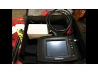 Snap on diagnostic machine