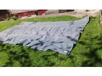 Breathable Awning carpet 5m x 3m suit caravan, campervan, motorhome, tent etc
