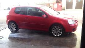 2008 golf 1.4s sell or swap for motorbike