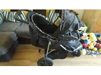 mothercare travel system