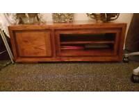Indian rose wood tv cabinet