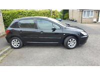 Peugeot 307 S In immaculate condition