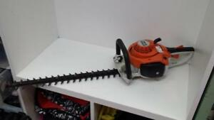 Stihl Gas Hedge Trimmer. We Sell Used Power Tools. (#42165) OR1010482