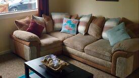 Salcombe left hand corner sofa only (11 month old)