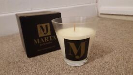 Scented Candle, RRP 49.00