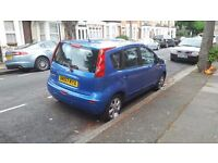 Nissan Note 2008 Automatic -- £2,200