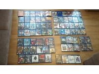 PS2 Console With 83 Games / 2 Controllers / 1 Memory Card // not ps3 ps4 xbox 360 xbox one