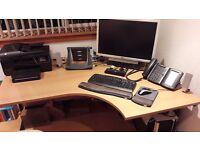 Large Home Office Desk - £50