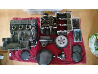 Triumph 900 Triple Engine ( Parts on request or Full engine sale )
