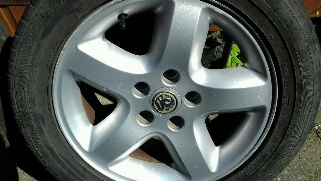 Vauxhall omega alloys