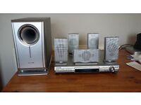 PANASONIC DVD HOME THEATRE SOUND SYSTEM SA-520 £60.00