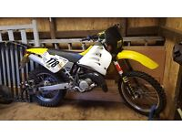 HUSQVARNA WRE 125 ROAD LEGAL