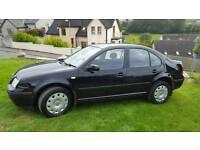 2003 Volkswagen Bora **FULL MOT** (not audi, vauxhall, seat)