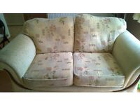 Two Sofa'sand cushions FREE to good home,