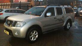 2011 / 11 PLATE Nissan Navara 2.5 dCi Acenta Double Cab Pickup 4dr NO VAT NO ...
