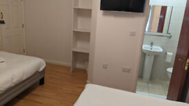 Massive Selection of Diffrent Full Ensuit Rooms With All Bills Inclusive from £650