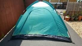 Freedom Apollo tent with flysheet.