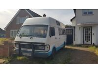 1986 VW LT35 Campervan. Awesome van, needs TLC but a great runner and so much fun. Open to offers