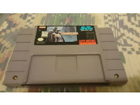 snes rare usa game cart nosferatu