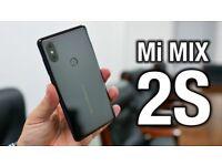 XIAOMI MI MIX 2S - BEZELESS DESIGN - NEWEST MODEL - SD 845, 6GB/128GB OREO - IN HAND IN UK!