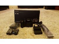 Panasonic GH4 body - boxed, 2 batteries, immaculate condition