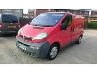 I have a vauxhall vivaro 1.9 dti swb panel van