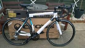 New condition cross road bike