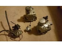 DT 125 dt175 barrel and head Preston rings and carburettor