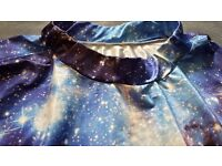 Blue Galaxy skirt