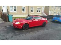 Hyundai coupe 2l *swap or cash*