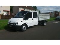 transit tipper for sale