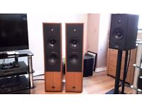 Epos ES 25 speakers.