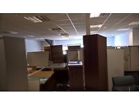 Office Furniture, filing and storage cabinets,