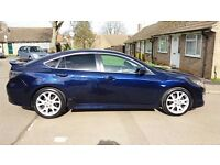 Mazda 6 Sport Metalic Blue 5 door hatchback