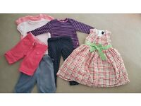 bundle of girls summer clothes Age 2-3