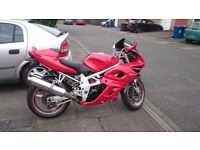 Suzuki tl 1000s lovely bike mot and tax ready for summer